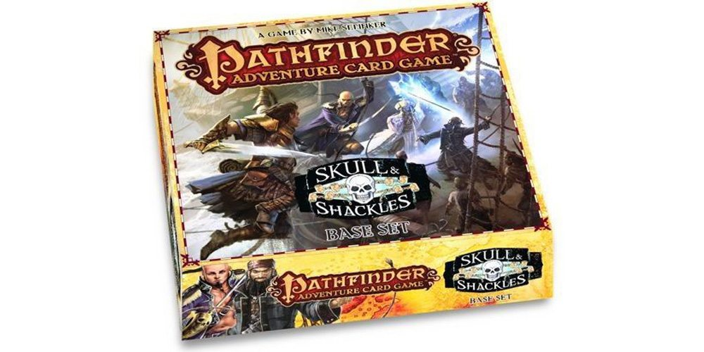 Pathfinder ACG Skull & Shackles