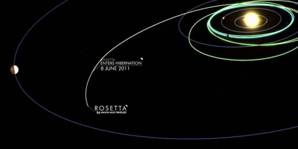 To Catch a Comet: PBS Documentary About Rosetta
