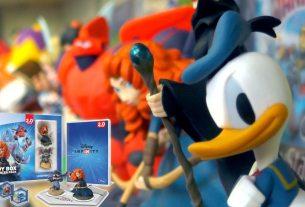 Disney Infinity 2.0 Originals Characters
