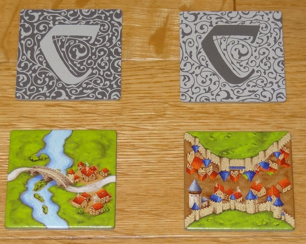Carcassonne tile backs