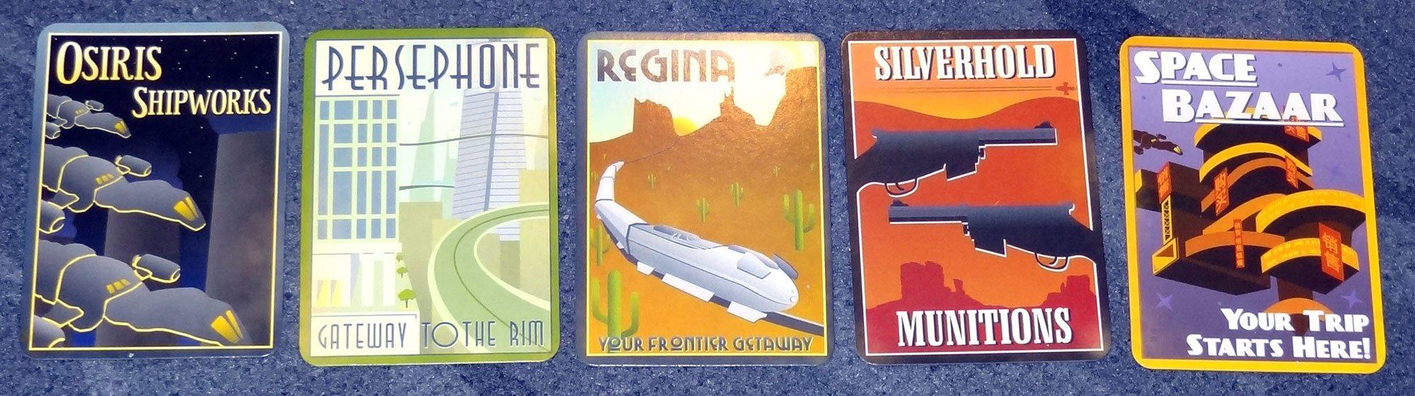Firefly supply decks