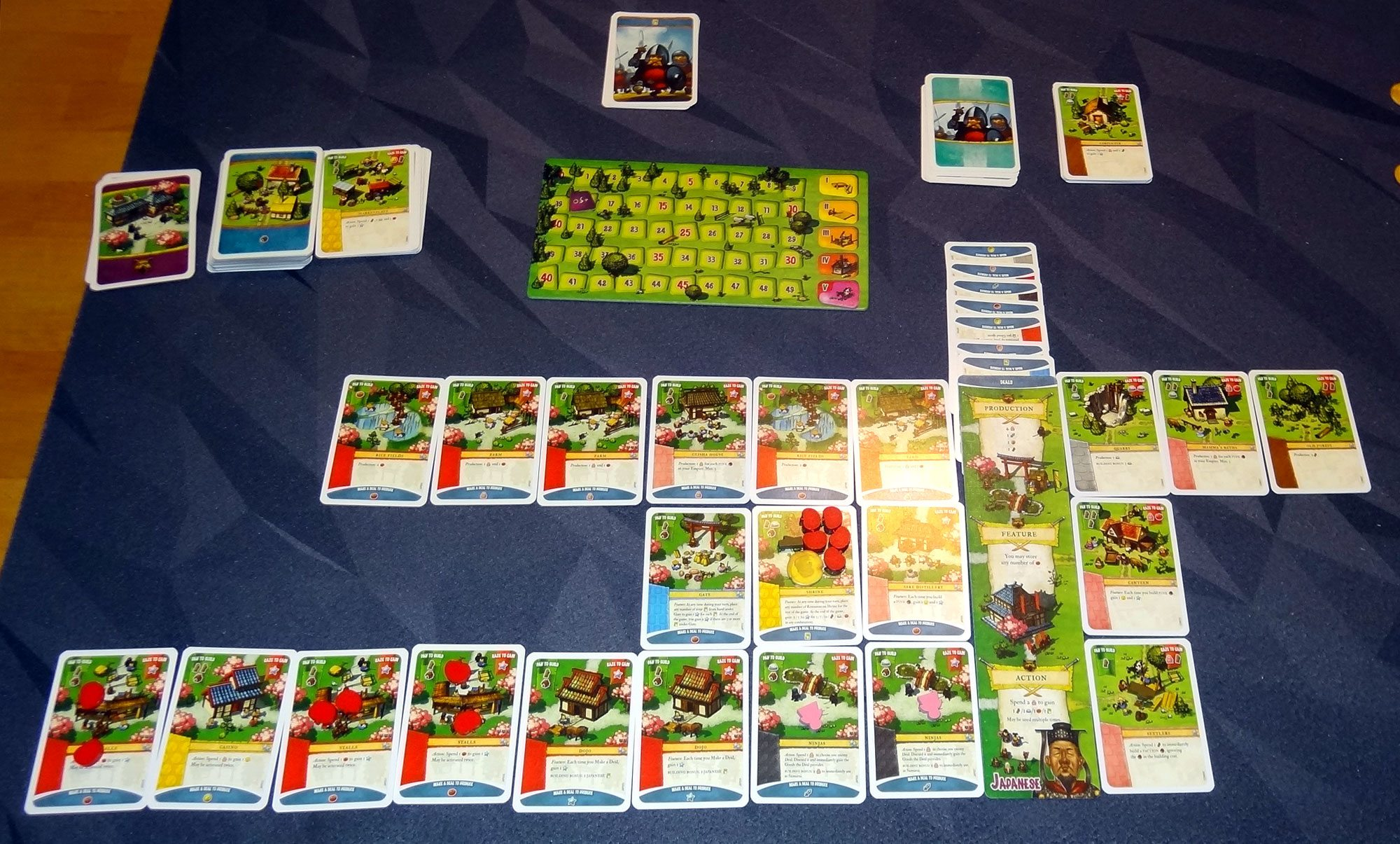 Imperial Settlers Solo
