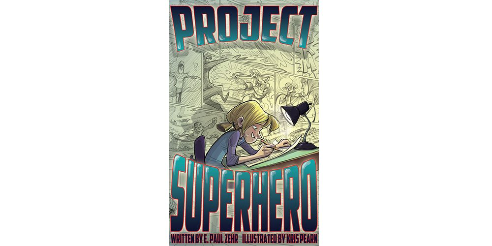 Project Superhero Is a Book That Entertains, Educates Tween Girls