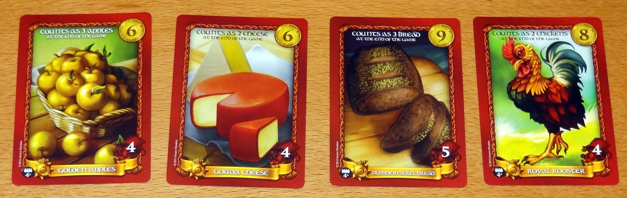 Sheriff of Nottingham Royal Goods