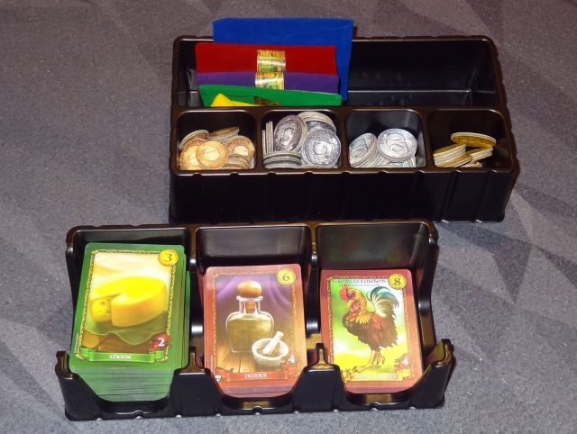 Sheriff of Nottingham trays
