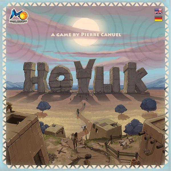 Hoyuk box cover