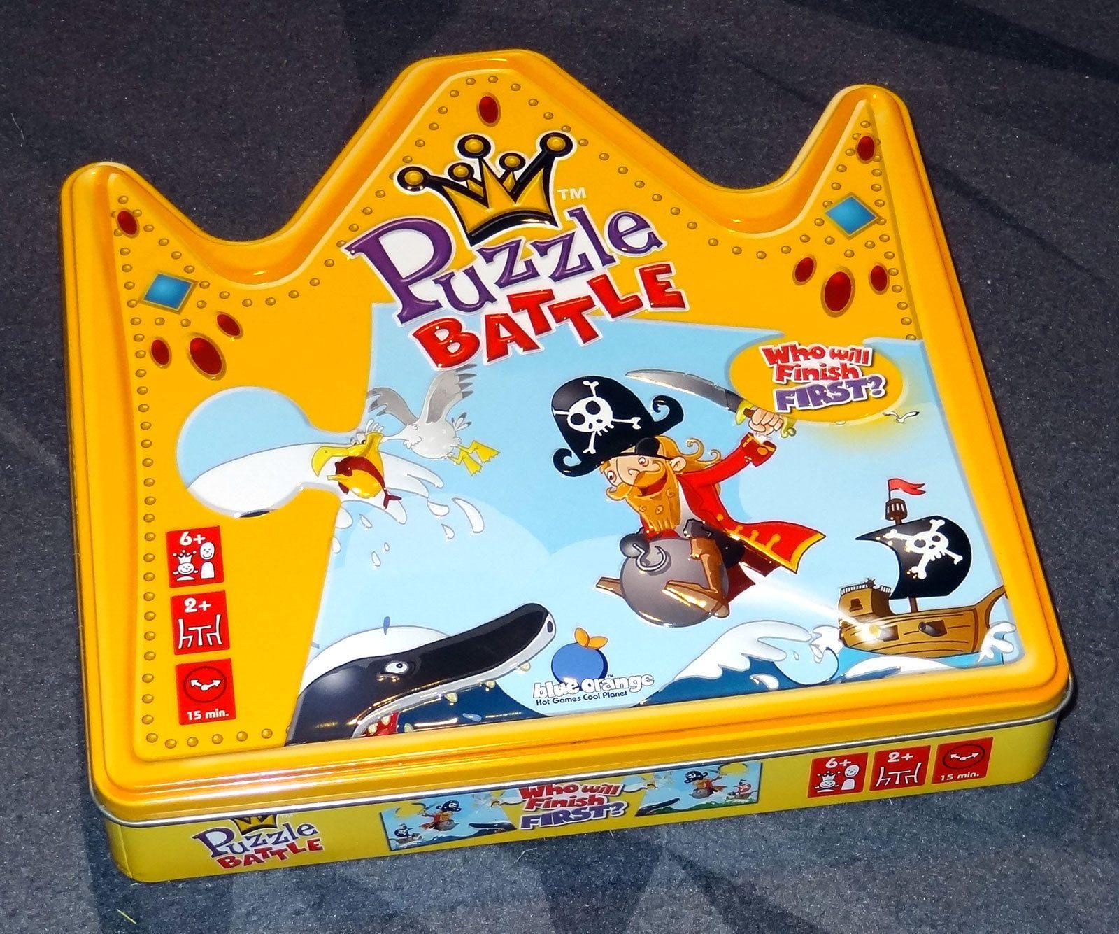 Puzzle Battle box