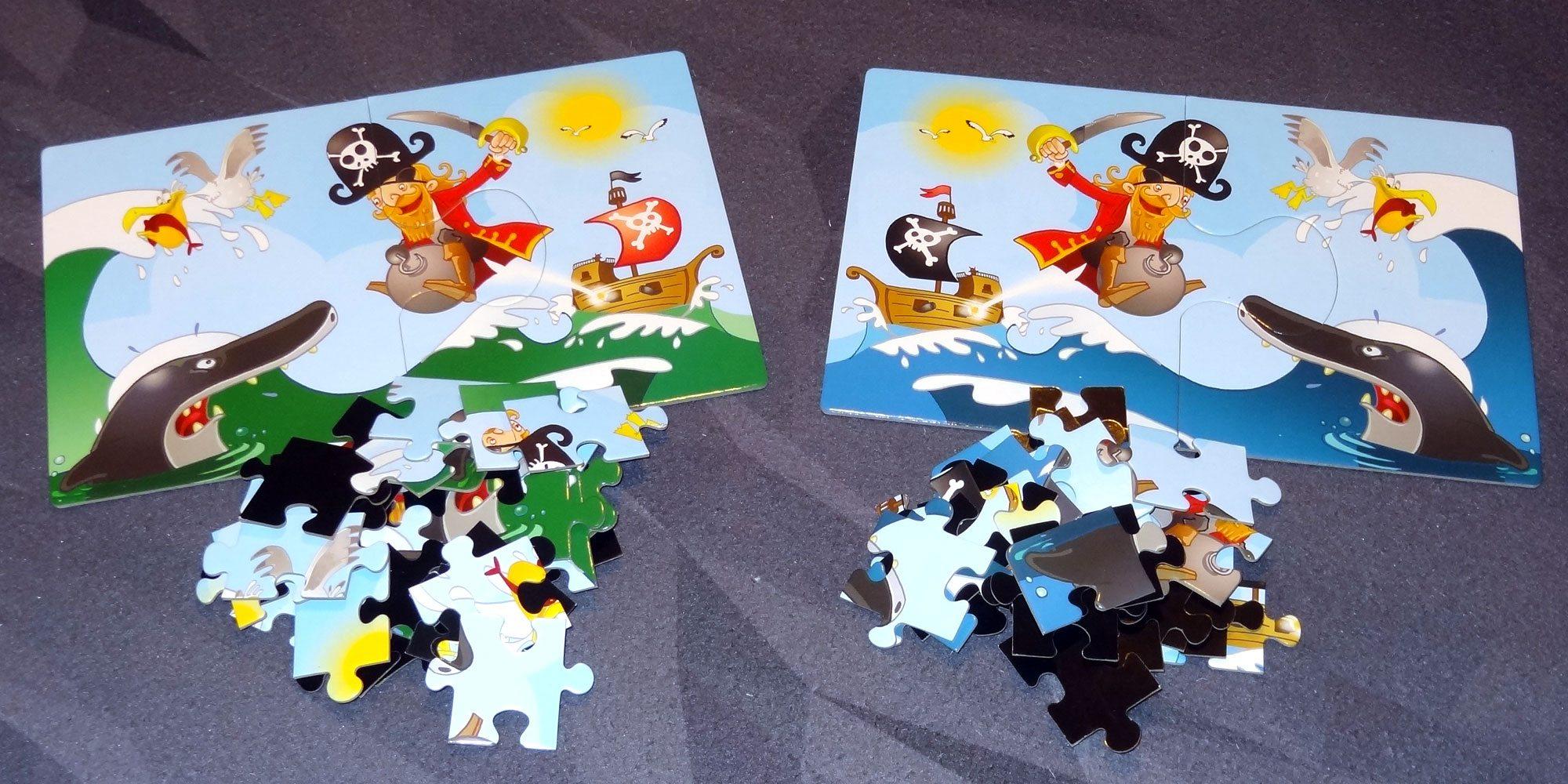 Puzzle Battle components