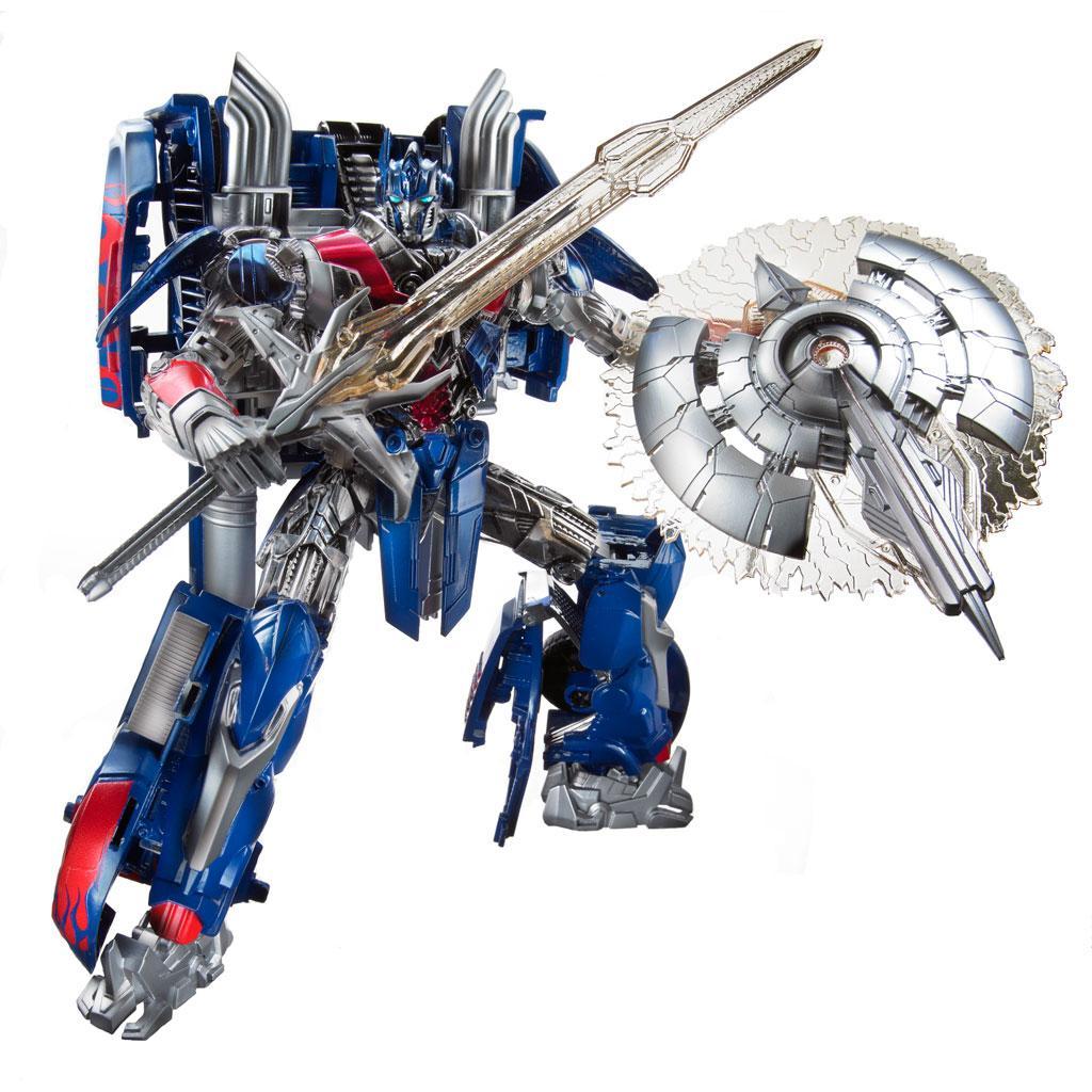 I plan on using Amazon Prime to order Optimus Prime. Source: Hasbro, via Amazon.
