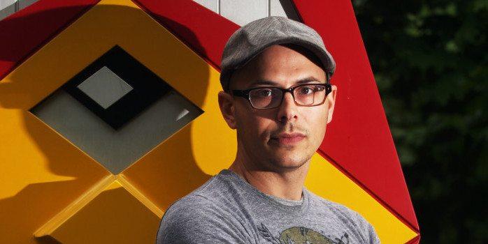 GeekDad Live Interview of Daniel Wilson! Thursday!