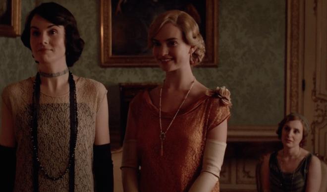 Downton Abbey Season 5, Episode 1: Fear, Fire, Foes