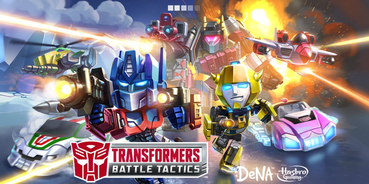 Transformers Battle Tactics
