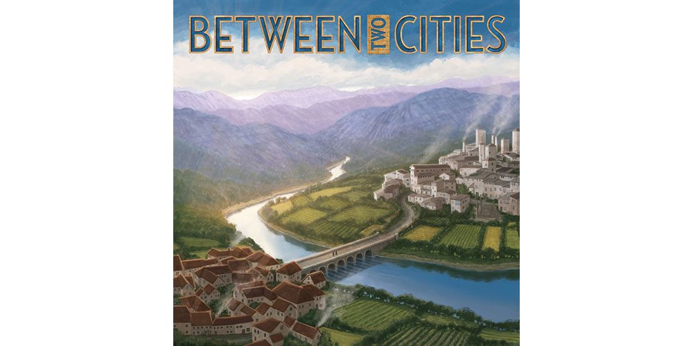 Kickstarter Tabletop Alert: It's Tile-Laying With a Twist in 'Between Two Cities'