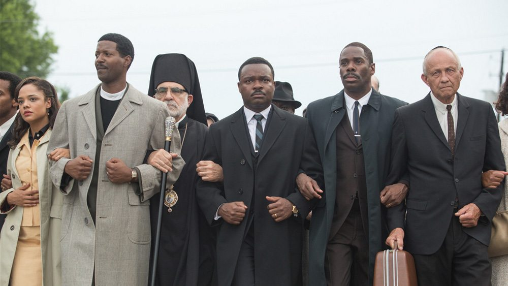 """The cast of """"Selma"""""""