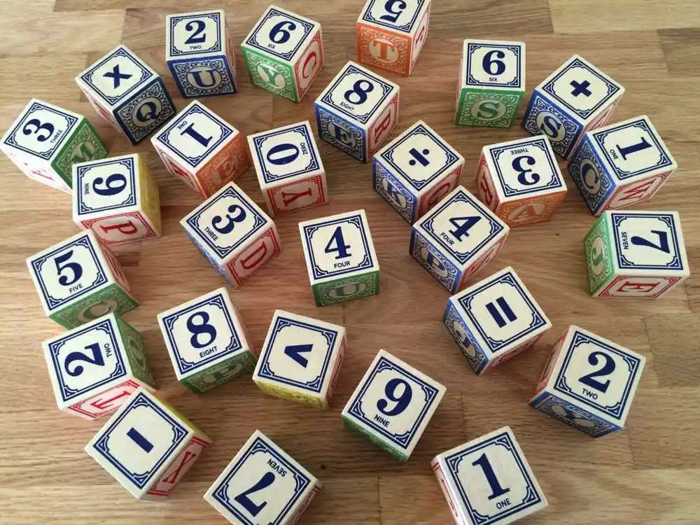 number blocks