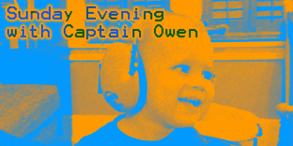 "Sunday Evening With Captain Owen Episode 018: ""The Planets"""