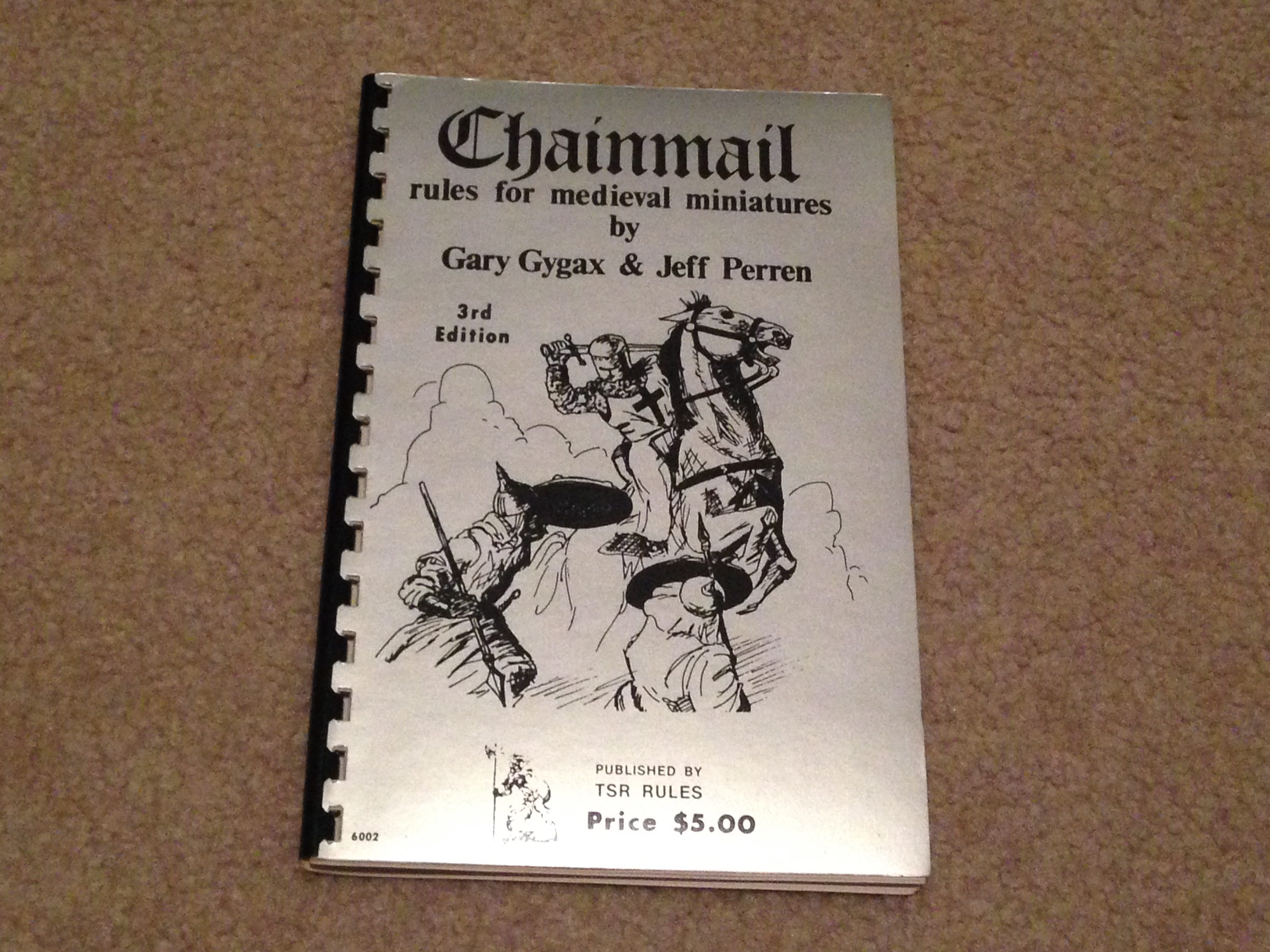 'Chainmail' vs 5th Edition 'D&D' — Miniature Combat Compared