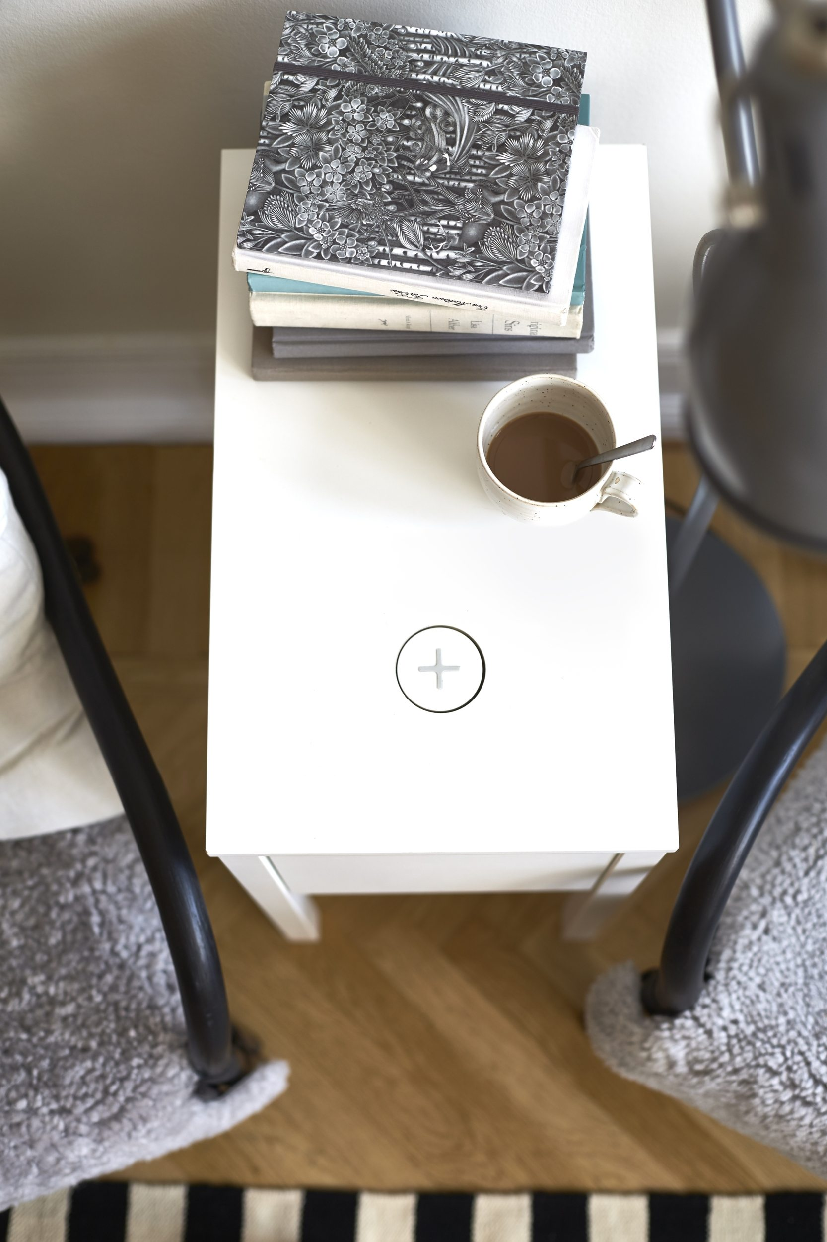 House Hacking Ikea Uses Qi Wireless Charging In New