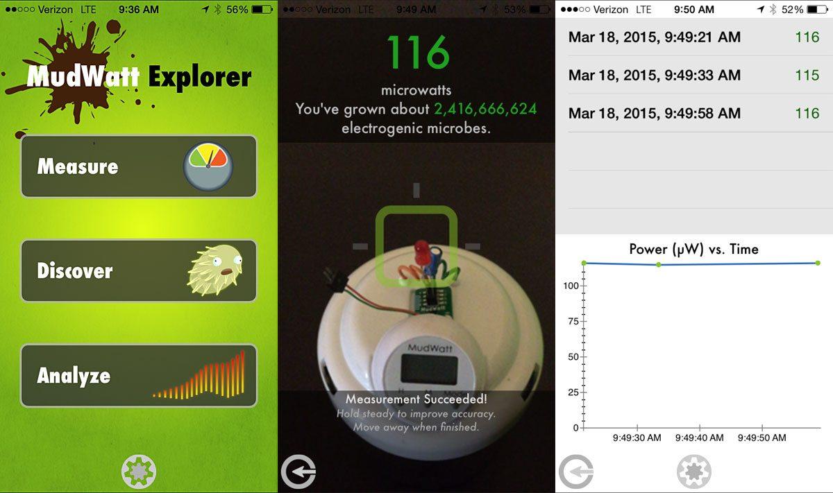 MudWatt-App