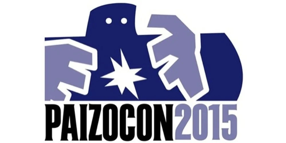 PaizoCon 2015 Logo