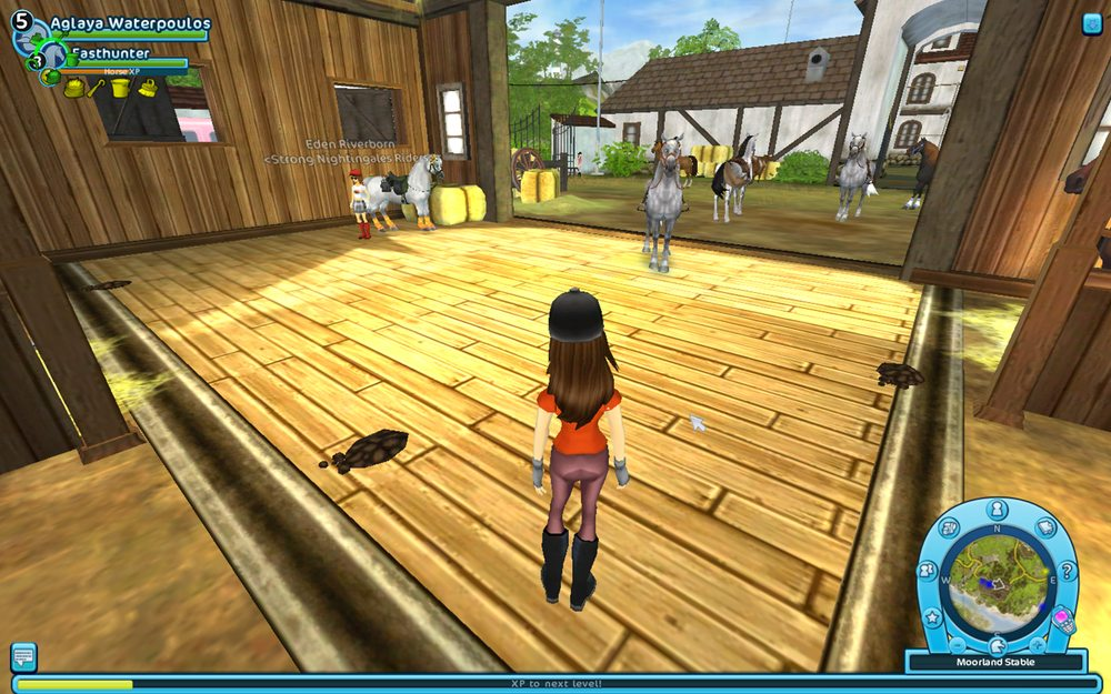 Star Stable': Where Horse Geeks Roam Free - GeekDad