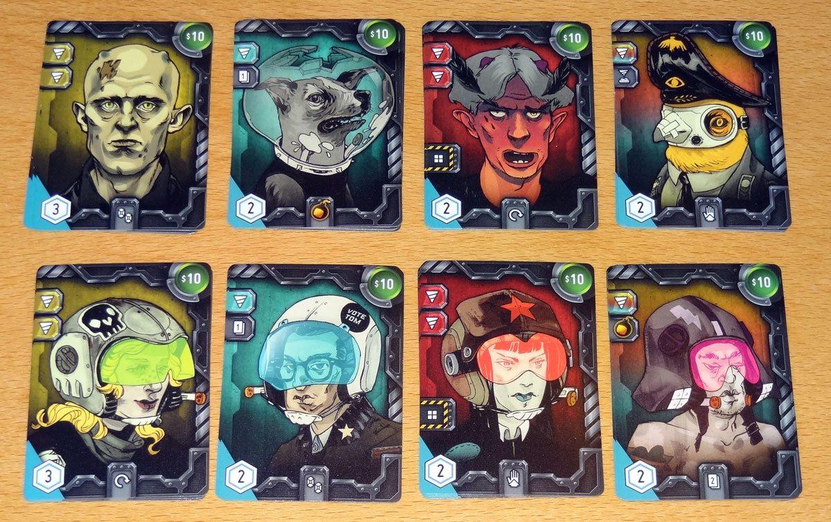 Super Motherload cards