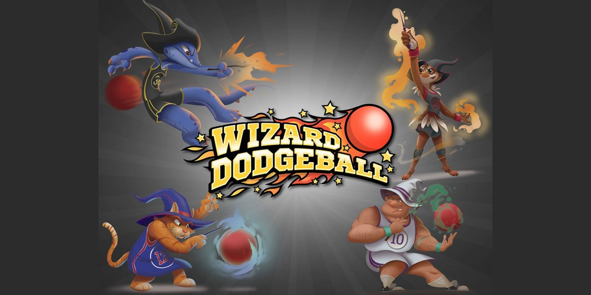 Table for Two: 'Wizard Dodgeball'