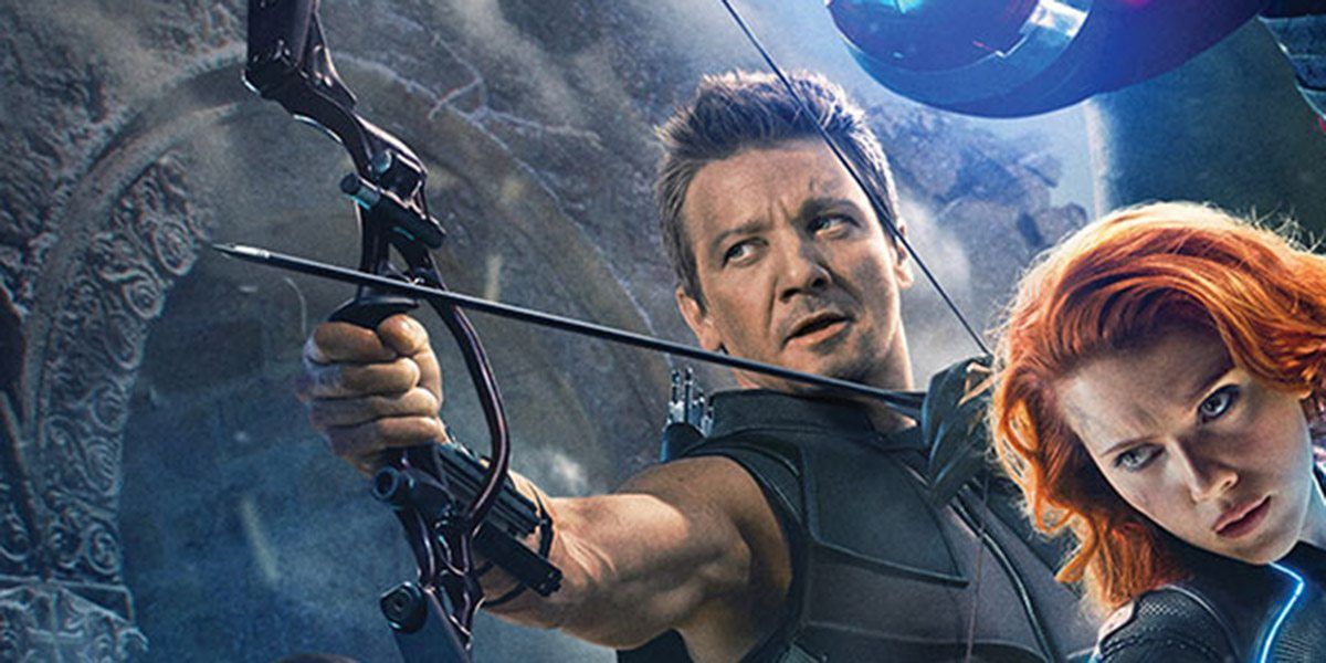 New Hawkeye Images for 'Avengers: Age of Ultron'