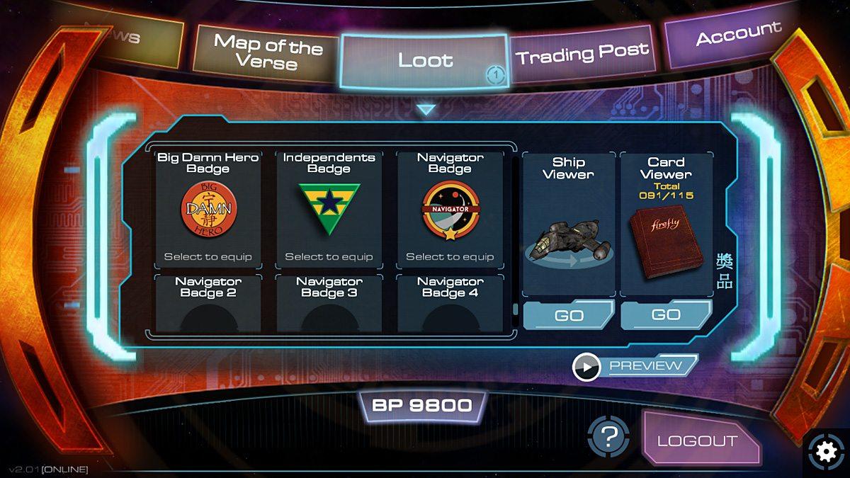 Badges?! We don't need no stinkin' badges!