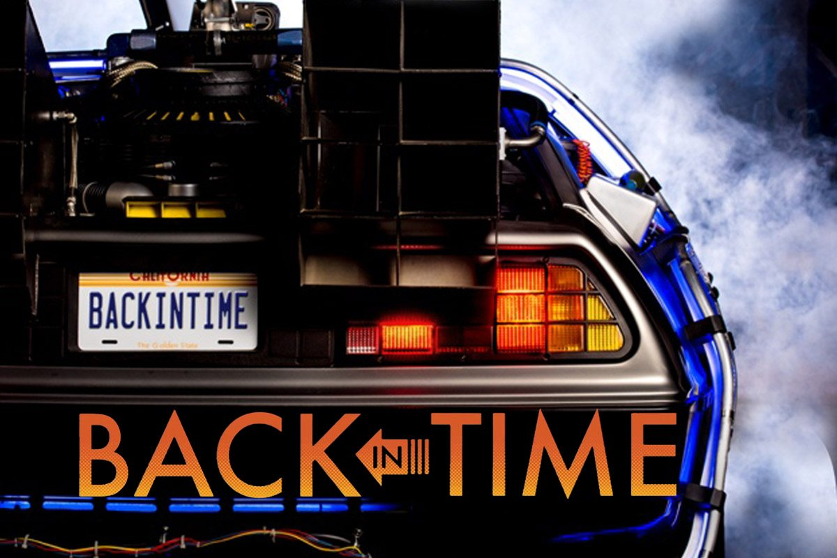 Back in Time Kickstarter