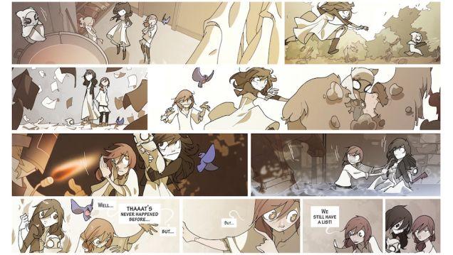 hinges page, via Image Comics