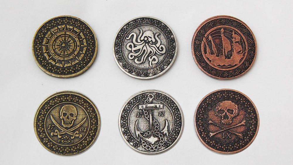 Kickstarter Tabletop Alert: Legendary Metal Coins - GeekDad