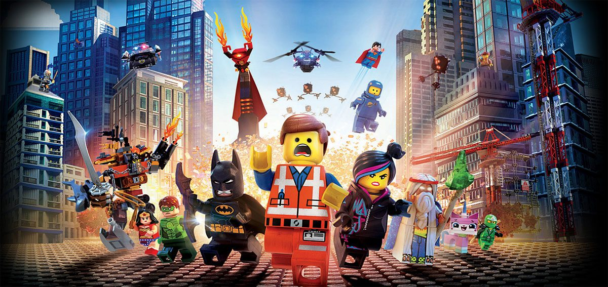 Another New Lego Spin-off Announced: 'The Billion Brick Race ...