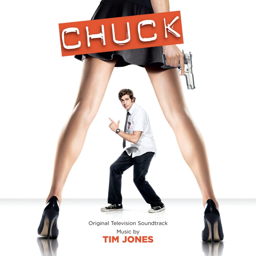 Chuck Soundtrack cover