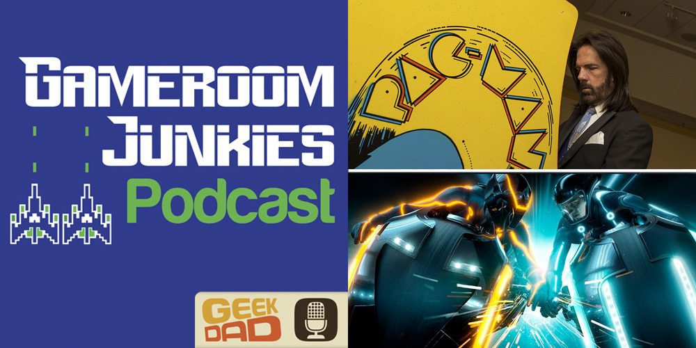 Gameroom Junkies episode 50 - Billy Mitchell, Tron 3