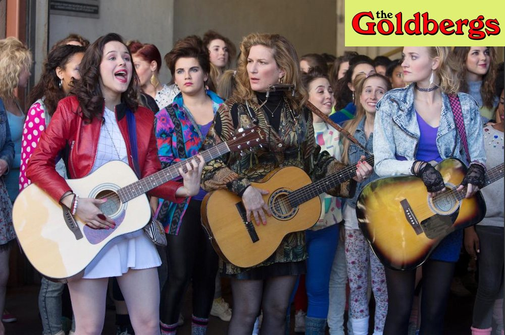 """The Goldbergs Review: """"The Adam Bomb"""""""