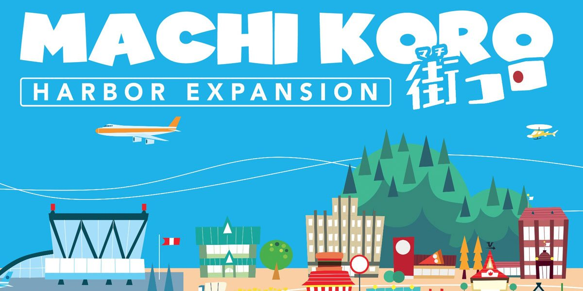 Expand Your Town With 'Machi Koro: Harbor'