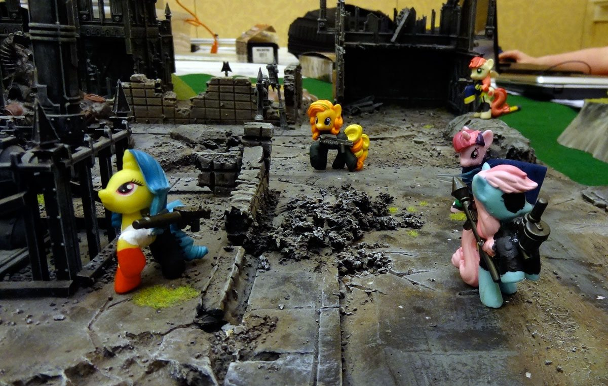 My Little Ponypocalypse
