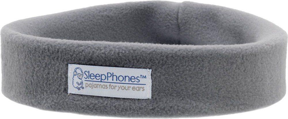 SleepPhones in gray