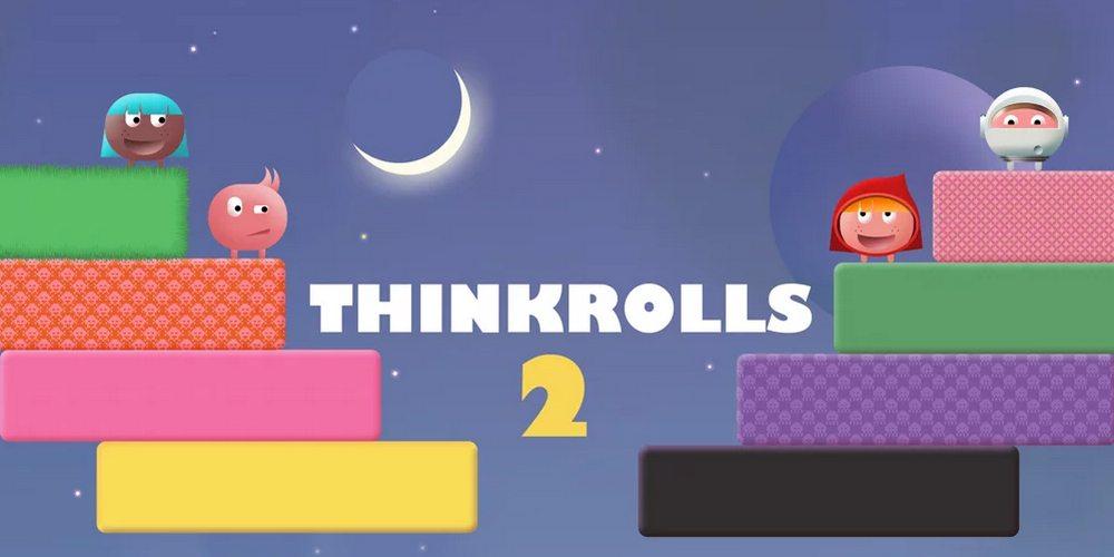 Review: 'Thinkrolls 2' by Avokiddo