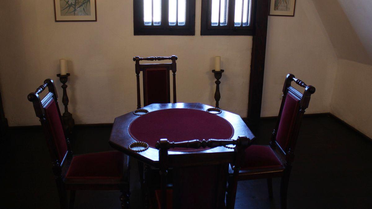 Bran Castle Games Room