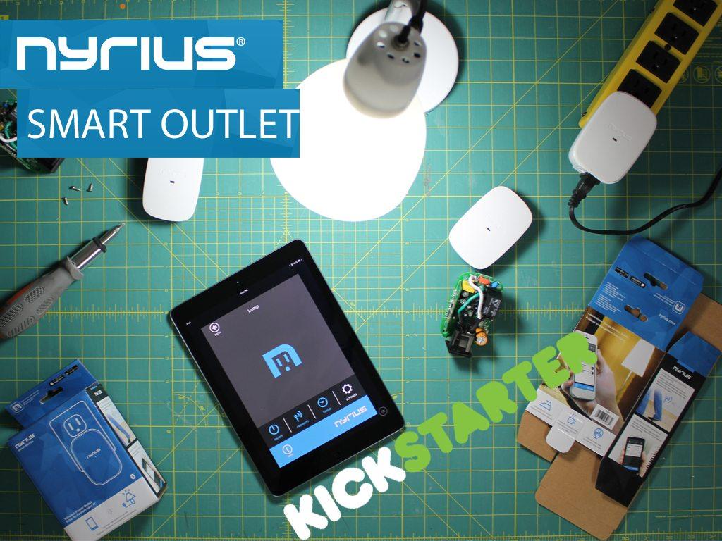 Kickstarter Alert: Nyrius Smart Outlet