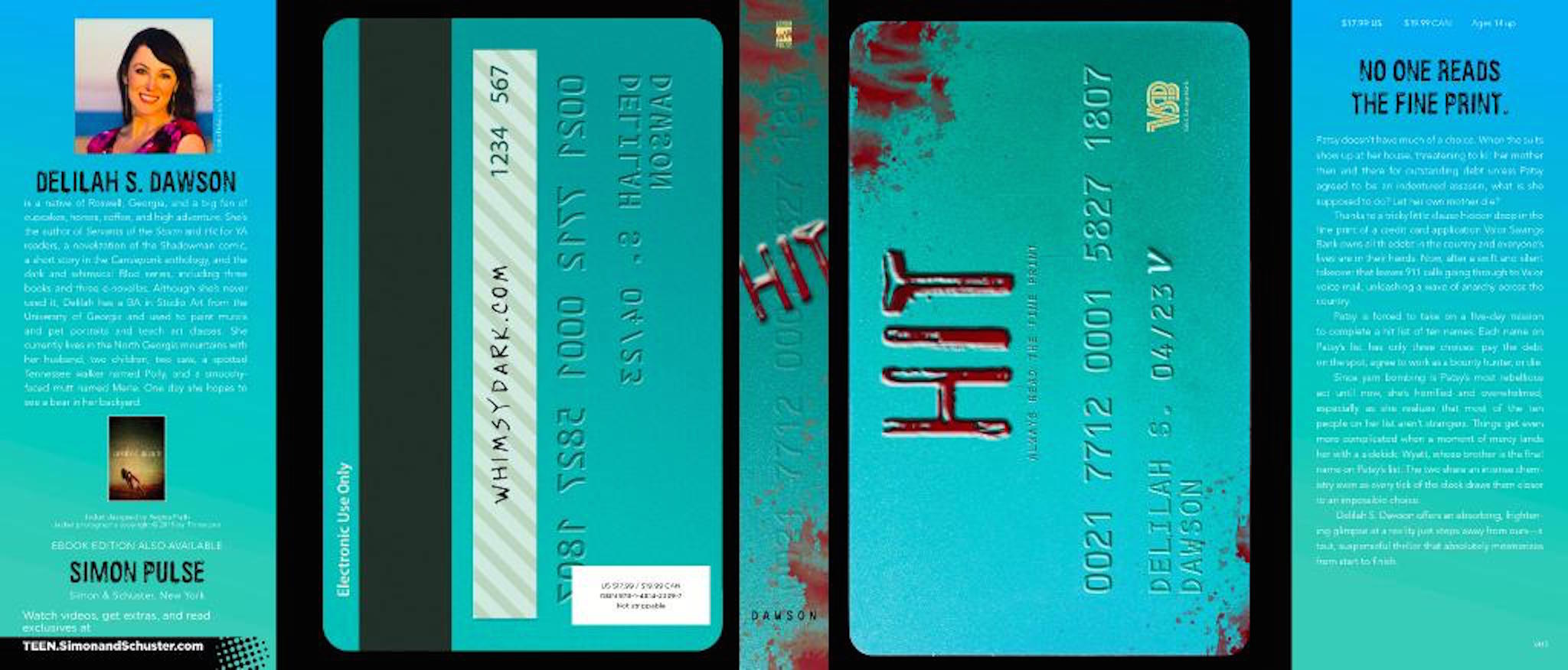 Book Review: 'HIT' by Delilah S. Dawson