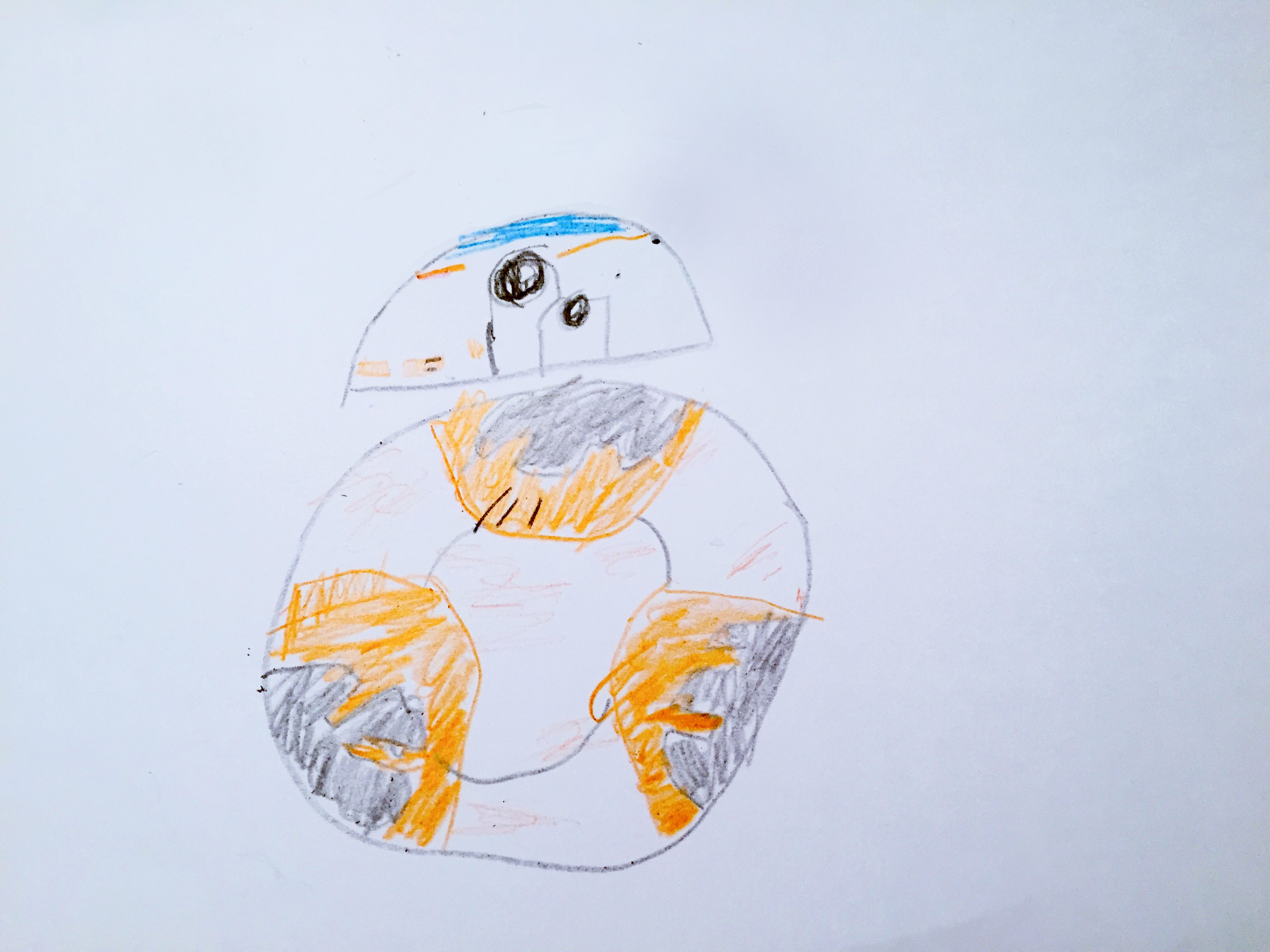 BB-8 Interpretation