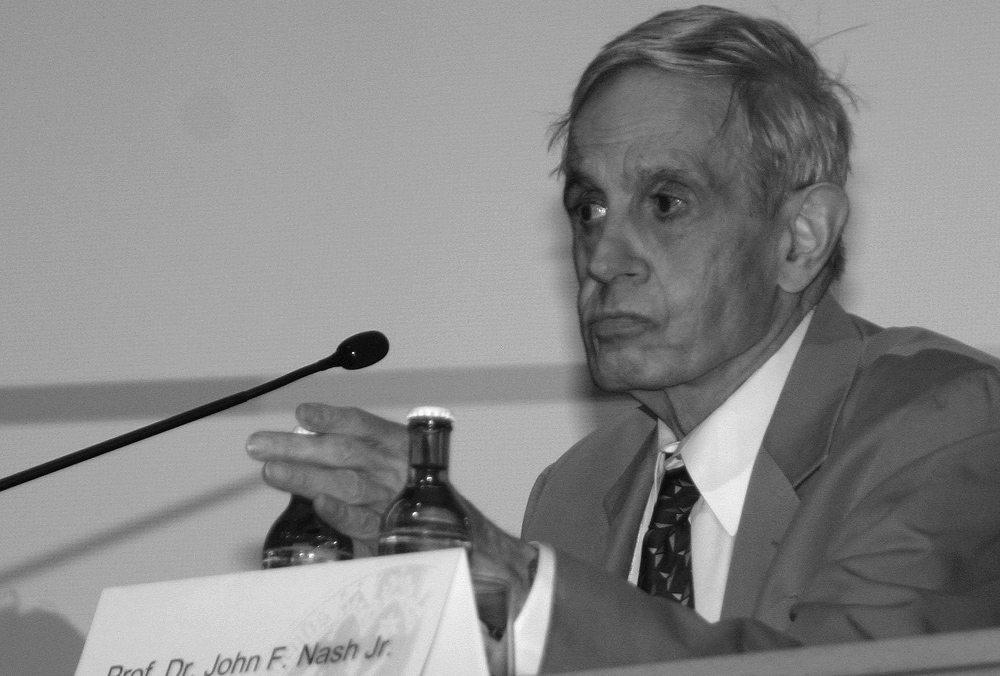 R.I.P. Mathematician John Nash, Subject of 'A Beautiful Mind,' 1928-2015