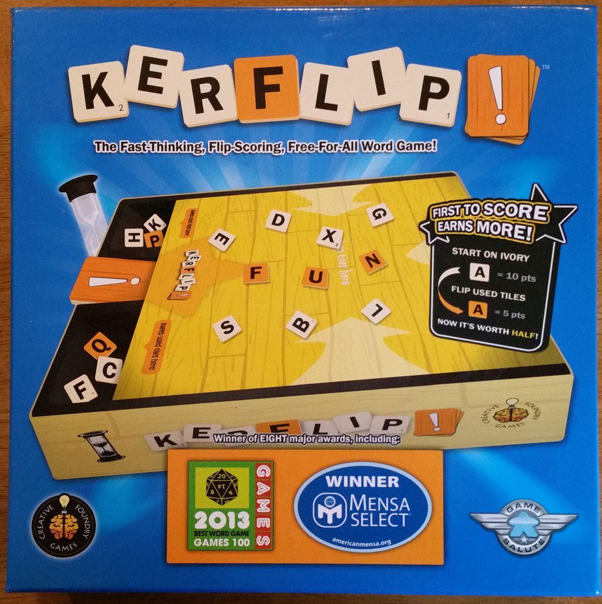 Kerflip! Image by Rob Huddleston