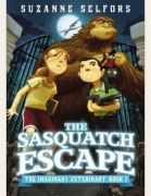 Dan Santat: The Sasquatch Escape