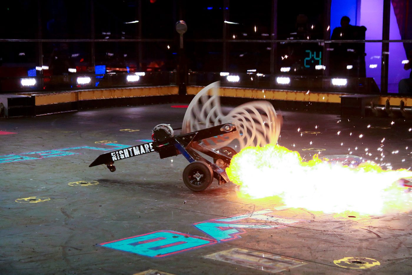 Blood, Sweat, and Gears – the Return of BattleBots