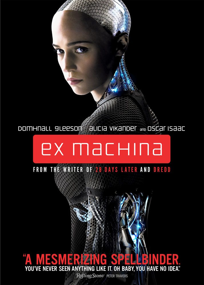 Ex Machina cover