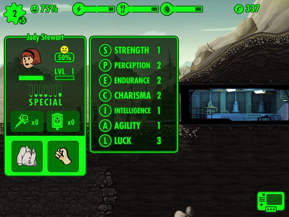 FalloutShelter-Dweller